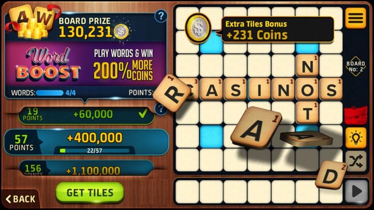 Vegas Words – Downtown Slots screenshot-3