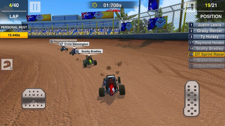Dirt Trackin Sprint Cars screenshot-4