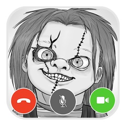 Fake Video Call For Chucky