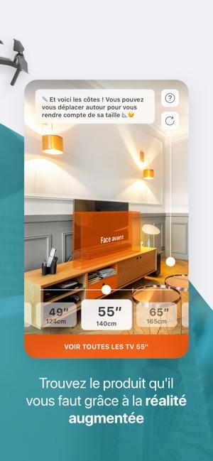 boulanger dans l app store. Black Bedroom Furniture Sets. Home Design Ideas