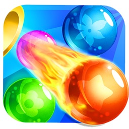 Taffy Bubble Shoot