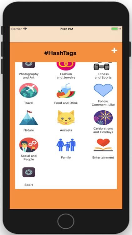Best Hashtags for Insta screenshot-5