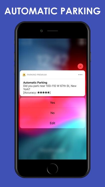 ParKing (P) - Find My Car screenshot-4