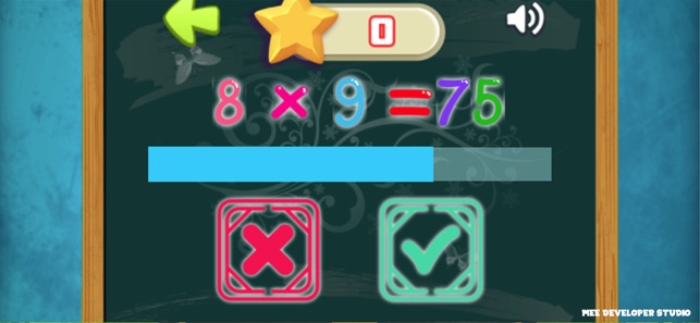 Basic Fact Math Addition Skill on the App Store