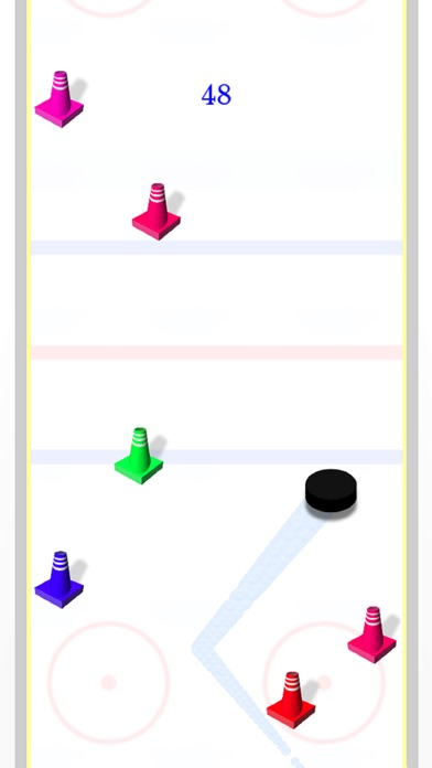 Hockey Dribble Screenshot 2