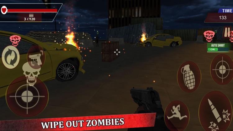 Zombie Battle: Survival Shooti