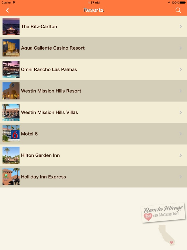 Relax Rancho Mirage on the App Store