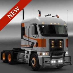 Euro Truck Drifting Simulator