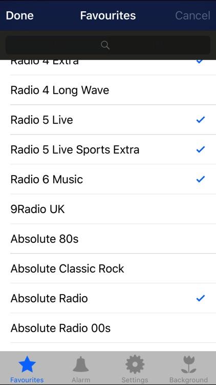 The Radio screenshot-3