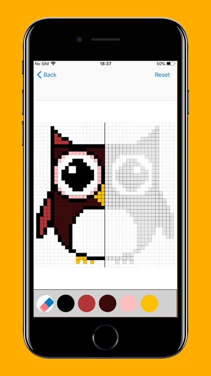 Pixel Art Puzzles Coloring