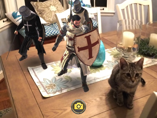 Knightfall™ AR screenshot 10