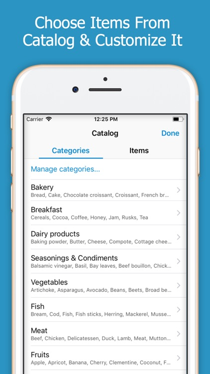 Shoppylist - Shopping List screenshot-4