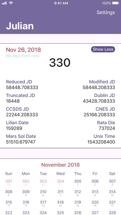 Julian - Quick Dates screenshot-3
