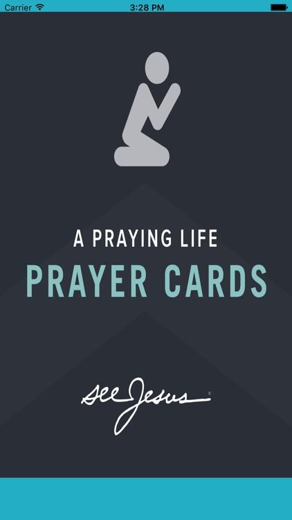 A Praying Life - Prayer Cards