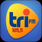 TRI FM 105,5 SANTOS - SP icon