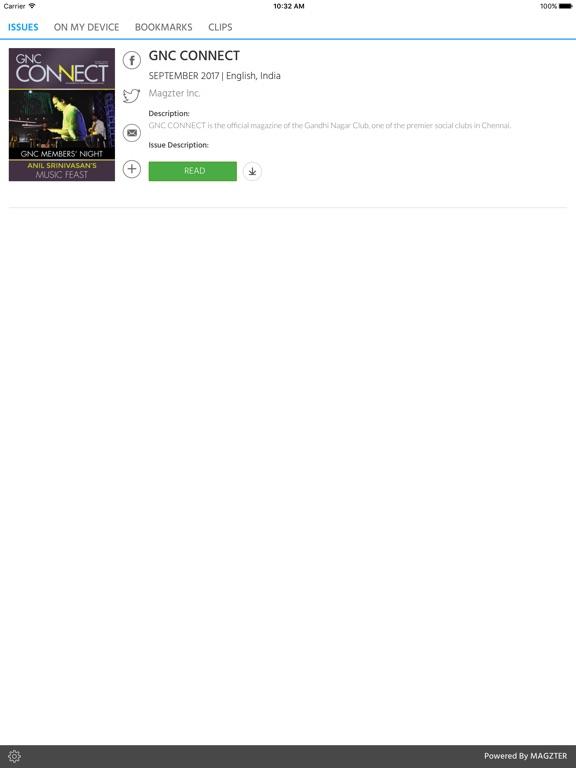 GNC CONNECT screenshot 6