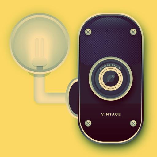 Vintage Camera Retro Film 8mm iOS App