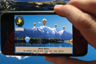 Alpes MontañasCaptura de pantalla de5