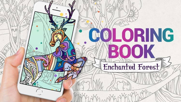Coloring Book for Adults Apps