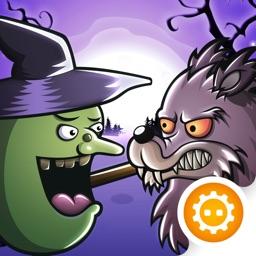Candy Jewel Halloween Match 3