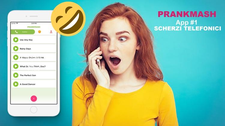 Scherzi Telefonici - Prankmash