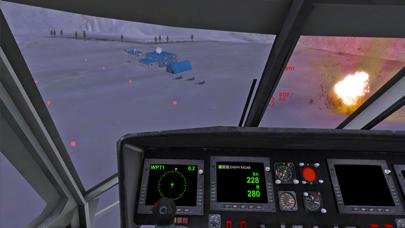Helicopter Sim Hellfire screenshot one