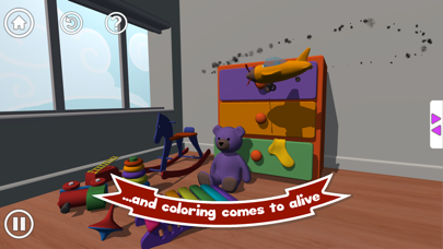 Alive! Coloring book for Kids screenshot three