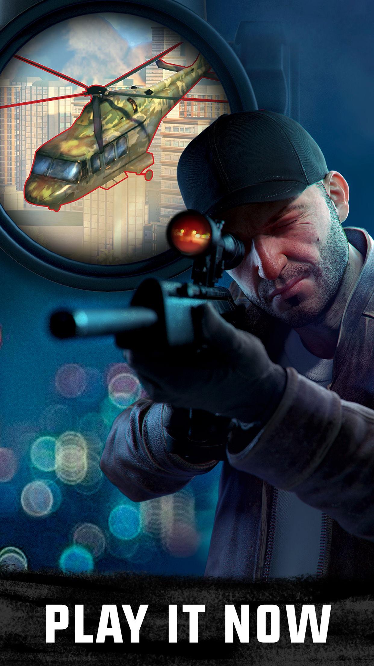 Sniper 3D: Fun FPS Shooting Screenshot