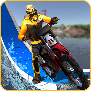Bike Wipeout edition app