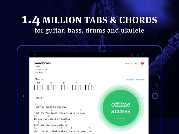 Tabs & Chords HD