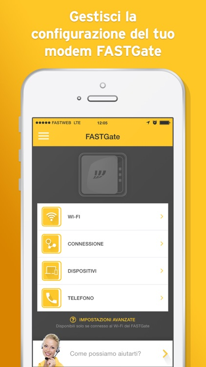 MyFastweb screenshot-3