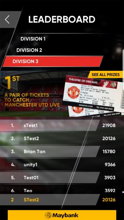 Maybank Football Fan screenshot-6