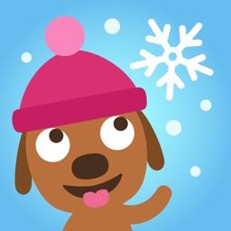 Sago Mini Snow Day
