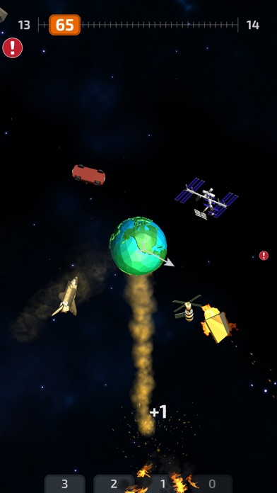 Protect the Earth! screenshot 5