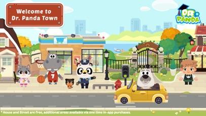 Dr. Panda Town iPhone