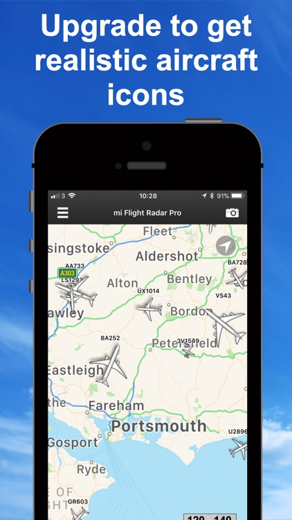 mi Flight Radar Pro screenshot-4