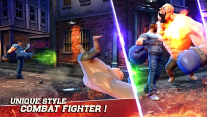 Kung Fu Street Fighting Ninja 3