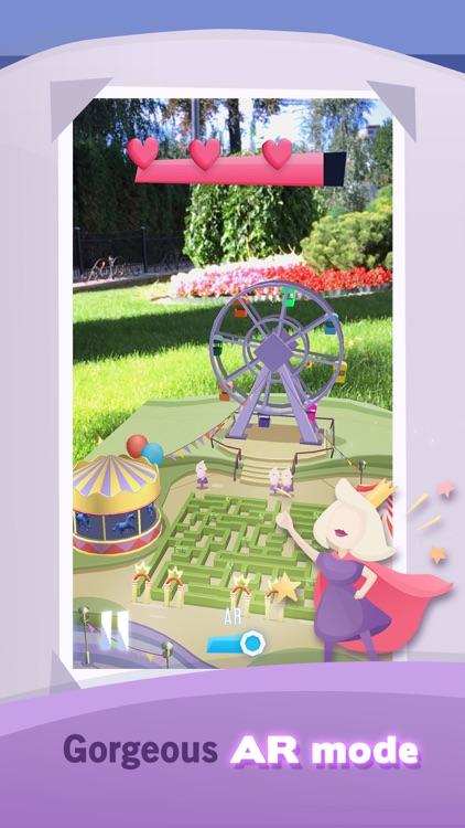 A Maze In Love: Puzzle Game screenshot-4