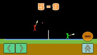 バドミントンゲームのスクリーンショット3