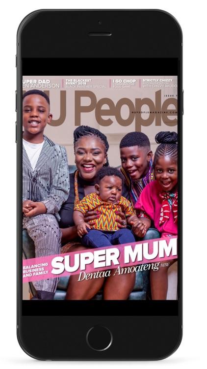 NU People Magazine. UK