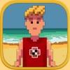 Super Footbag - World Champion 8 Bit Sports