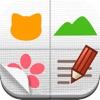 Comic Diary - スタンプと写真で簡単4コマ日記 - iPhoneアプリ