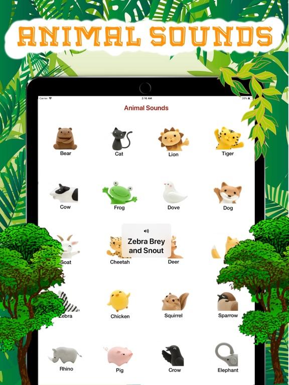 Jungle Animal Sounds  | App Price Drops