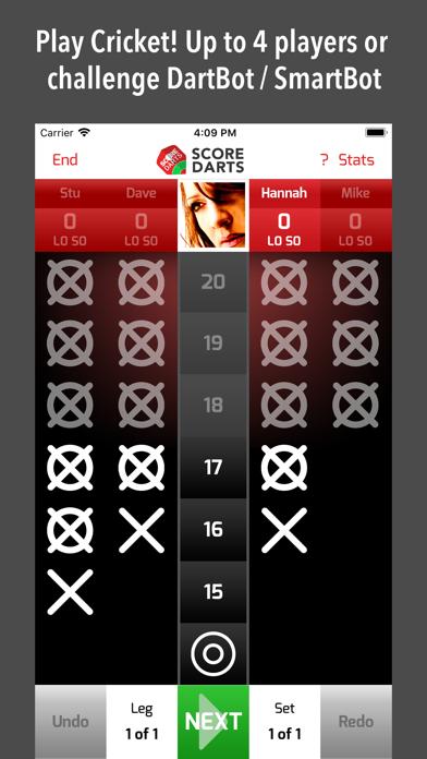Herunterladen Score Darts Scorer für Pc