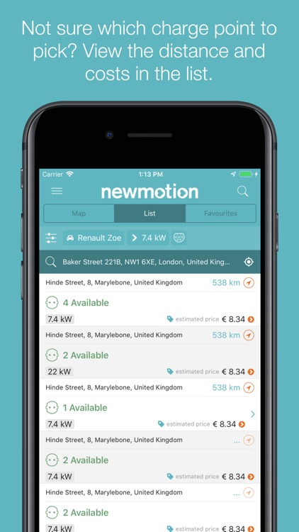 NewMotion: Public Charging screenshot-5