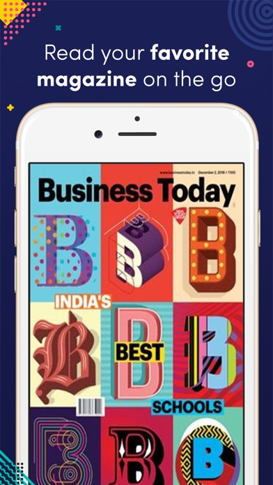 Screenshot for Business Today Magazine in Peru App Store