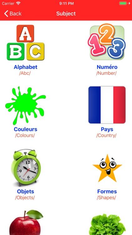 Learn French For Beginner