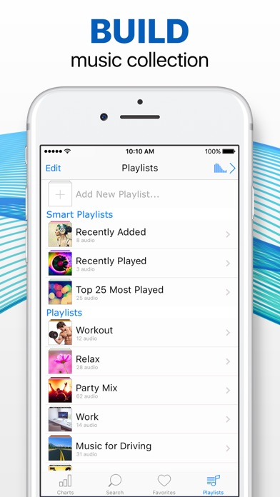 Screenshot for Music Player & Unlimited Mp3 in Ireland App Store