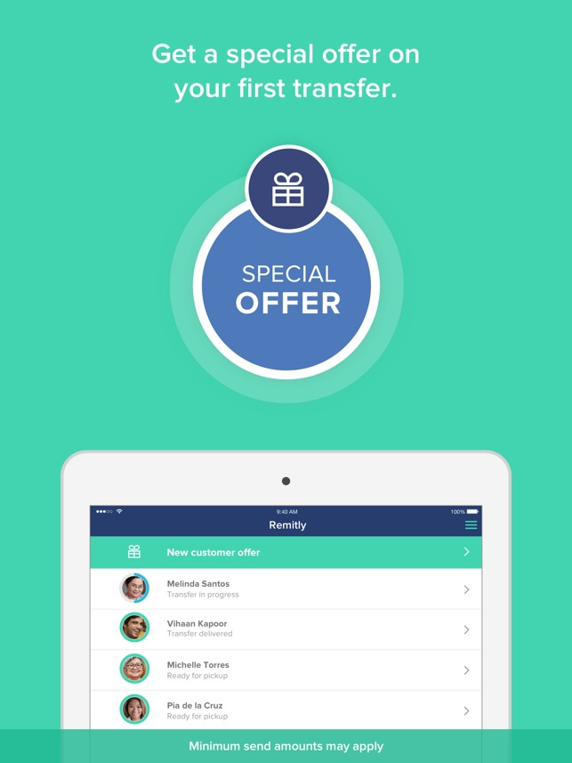 Send Money with Remitly on the App Store