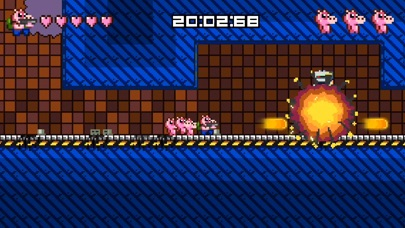 Ammo Pigs: Armed and Delicious screenshot #1